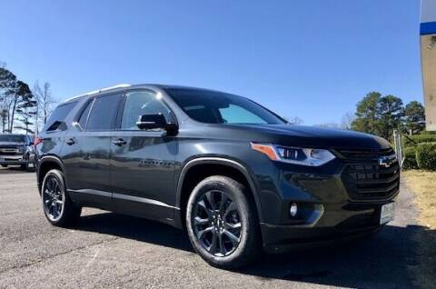 2021 Chevrolet Traverse for sale at Joe Lee Chevrolet in Clinton AR