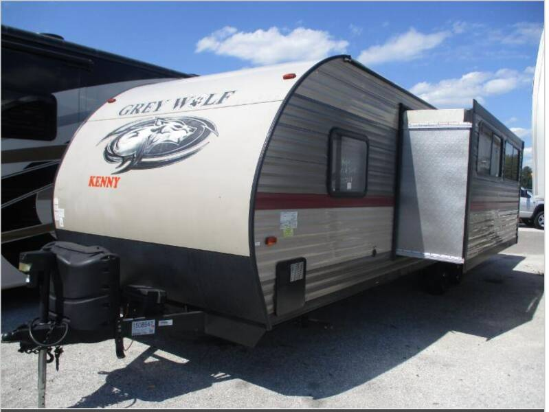 2019 Forest River Greywolf for sale at Florida Coach Trader Inc in Tampa FL