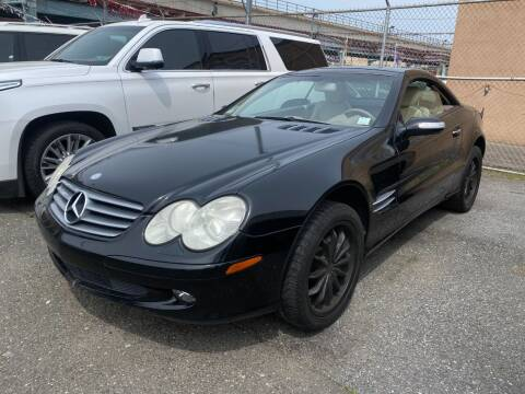 2004 Mercedes-Benz SL-Class for sale at The PA Kar Store Inc in Philladelphia PA