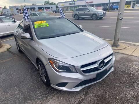 2014 Mercedes-Benz CLA for sale at JBA Auto Sales Inc in Stone Park IL