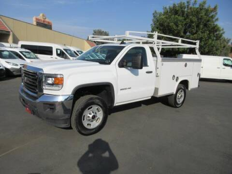 2016 GMC Sierra 2500HD for sale at Norco Truck Center in Norco CA