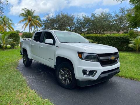 2016 Chevrolet Colorado for sale at My Car Inc in Pls. Call 305-220-0000 FL
