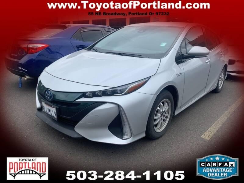 2019 Toyota Prius Prime for sale in Portland, OR