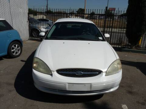 2003 Ford Taurus for sale at Oceansky Auto in Los Angeles CA