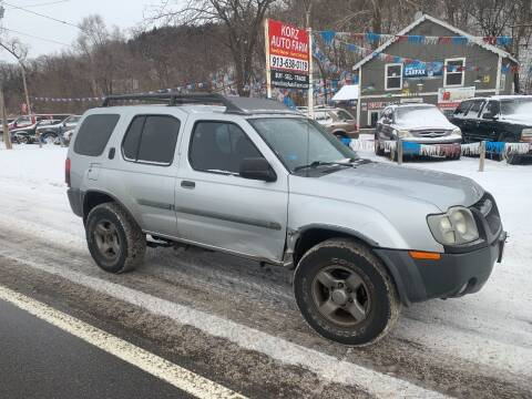 2002 Nissan Xterra for sale at Korz Auto Farm in Kansas City KS