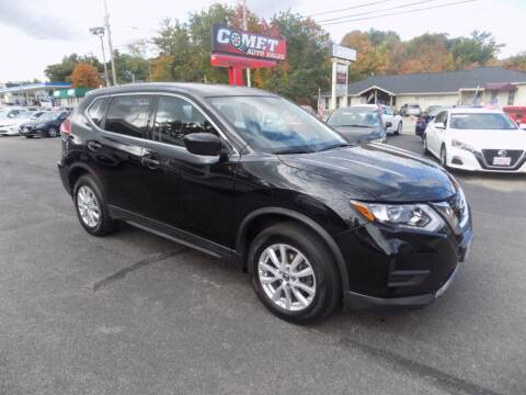 2017 Nissan Rogue for sale at Comet Auto Sales in Manchester NH