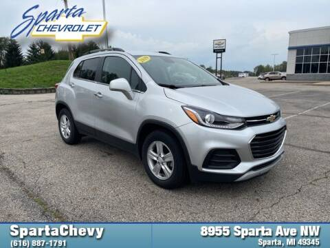 2019 Chevrolet Trax for sale at Sparta Chevrolet in Sparta MI