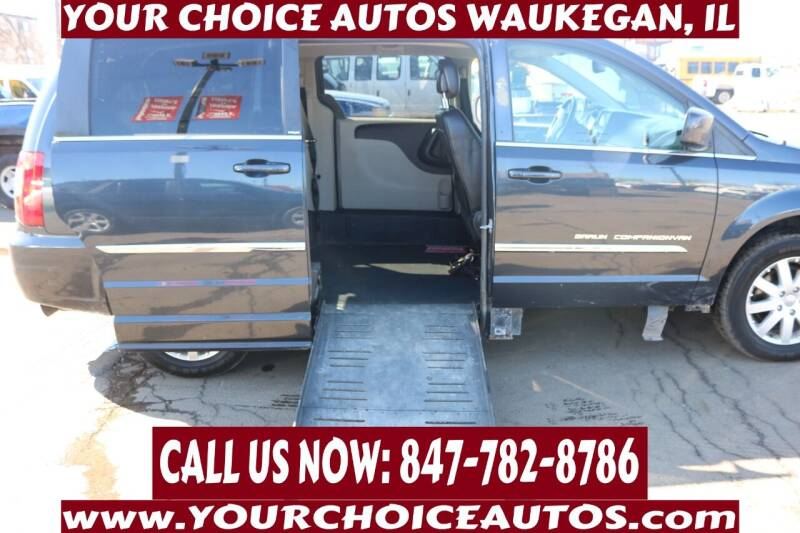 2014 Chrysler Town and Country for sale at Your Choice Autos - Waukegan in Waukegan IL