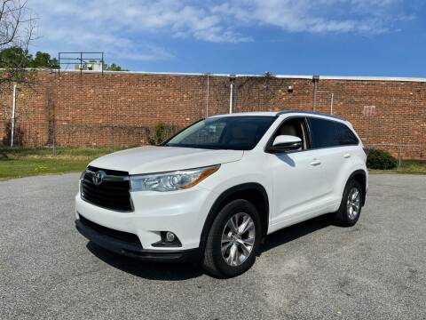 2015 Toyota Highlander for sale at RoadLink Auto Sales in Greensboro NC
