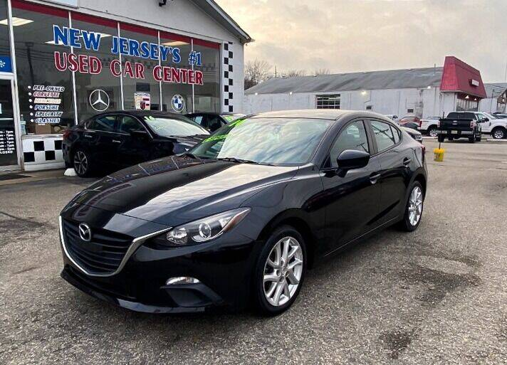 2014 Mazda MAZDA3 for sale at Auto Headquarters in Lakewood NJ