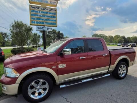 2011 RAM Ram Pickup 1500 for sale at JEREMYS AUTOMOTIVE in Casco MI