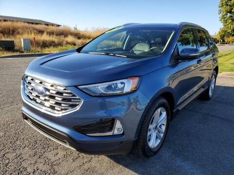 2019 Ford Edge for sale at Group Wholesale, Inc in Post Falls ID