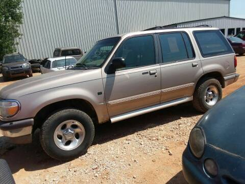 1997 Ford Explorer for sale at KK Motors Inc in Graham TX
