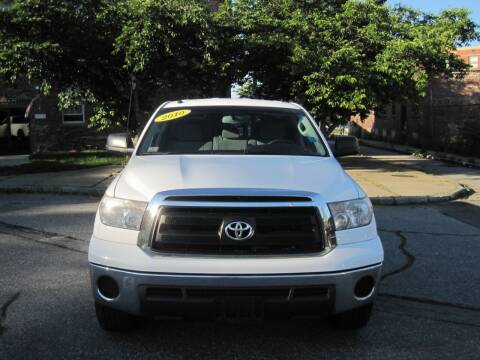2010 Toyota Tundra for sale at EBN Auto Sales in Lowell MA