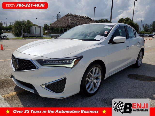 2019 Acura ILX for sale in West Park, FL