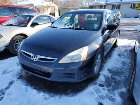 2007 Honda Accord for sale at ASAP AUTO SALES in Muskegon MI