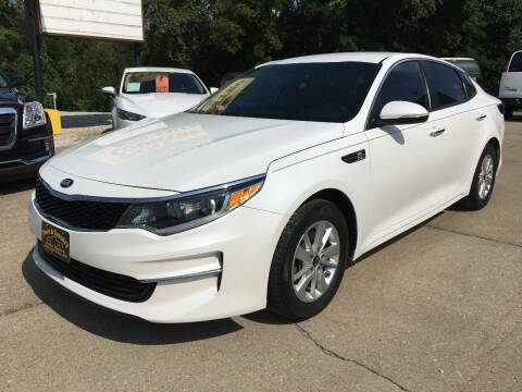 2016 Kia Optima for sale at Town and Country Auto Sales in Jefferson City MO