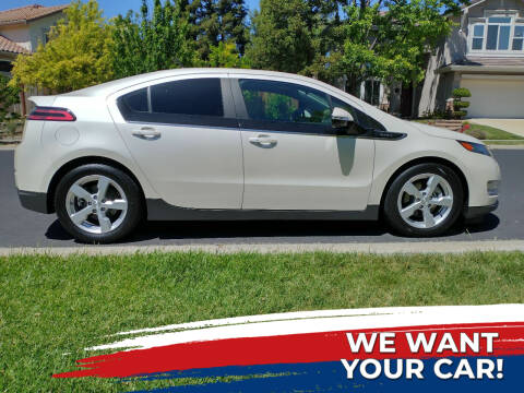 2013 Chevrolet Volt for sale at California Diversified Venture in Livermore CA