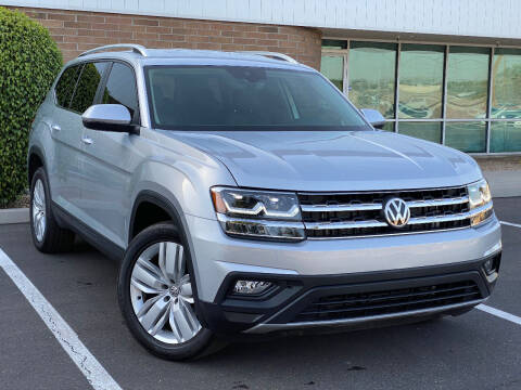 2019 Volkswagen Atlas for sale at AKOI Motors in Tempe AZ