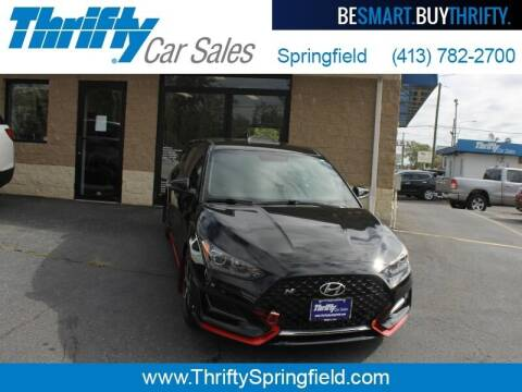 2019 Hyundai Veloster N for sale at Thrifty Car Sales Springfield in Springfield MA