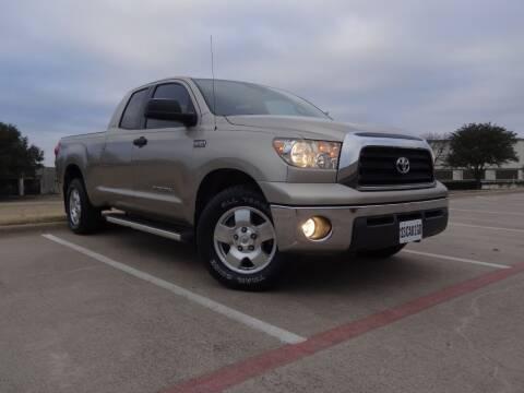 2007 Toyota Tundra for sale at 123 Car 2 Go LLC in Dallas TX