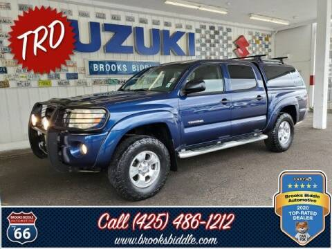 2005 Toyota Tacoma for sale at BROOKS BIDDLE AUTOMOTIVE in Bothell WA