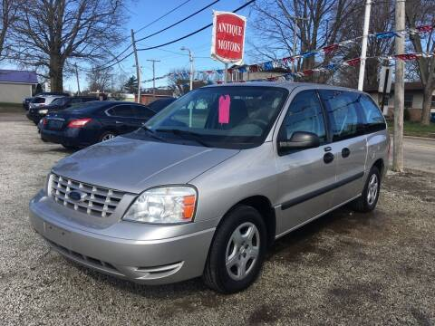2005 Ford Freestar for sale at Antique Motors in Plymouth IN