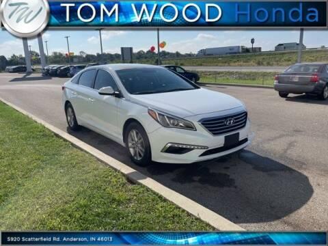 2016 Hyundai Sonata for sale at Tom Wood Honda in Anderson IN