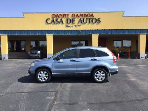 2008 Honda CR-V for sale at CASA DE AUTOS, INC in Las Cruces NM