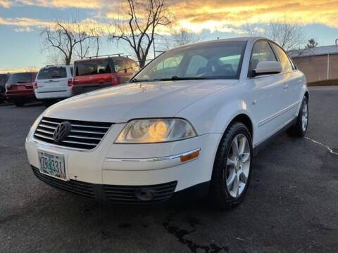2002 Volkswagen Passat for sale at Parnell Autowerks in Bend OR