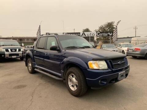 2004 Ford Explorer Sport Trac for sale at Dealer Finance Auto Center LLC in Sacramento CA