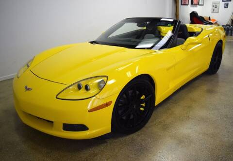 2008 Chevrolet Corvette for sale at Thoroughbred Motors in Wellington FL