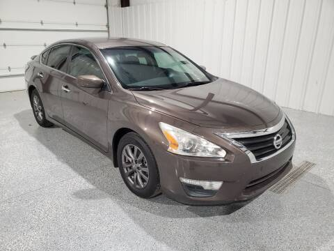 2015 Nissan Altima for sale at Hatcher's Auto Sales, LLC in Campbellsville KY