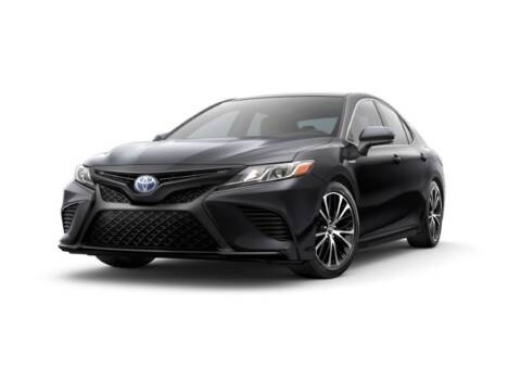 2020 Toyota Camry Hybrid for sale at Head Motor Company - Head Indian Motorcycle in Columbia MO