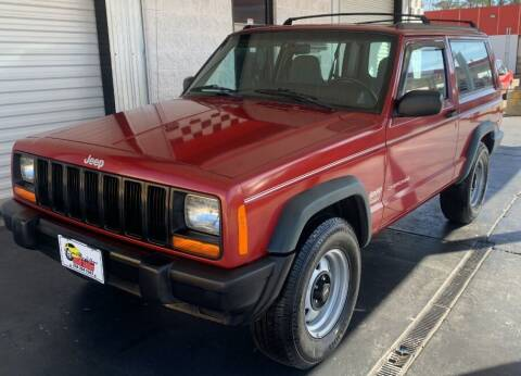 1998 Jeep Cherokee for sale at Tiny Mite Auto Sales in Ocean Springs MS