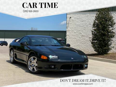 1997 Mitsubishi 3000GT for sale at Car Time in Philadelphia PA