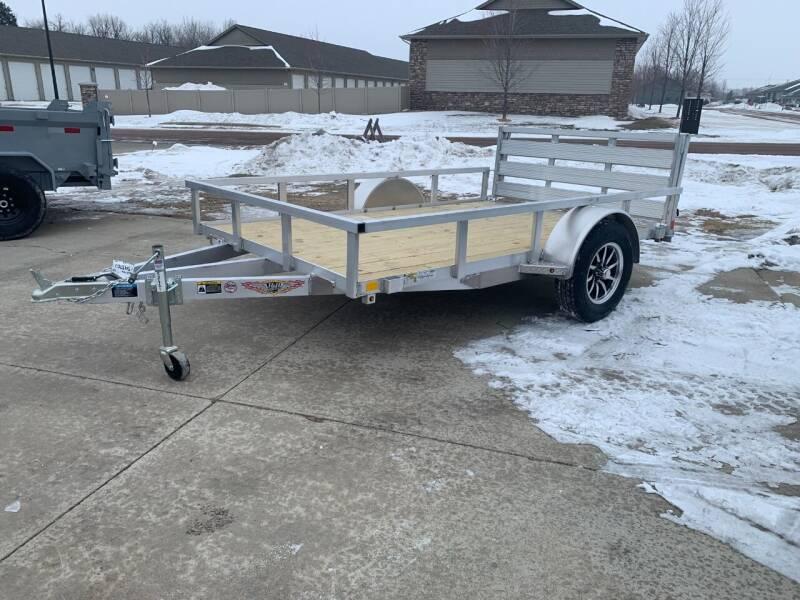 2021 H&H RSA 76x10 #8761 for sale at Prairie Wind Trailers, LLC in Harrisburg SD