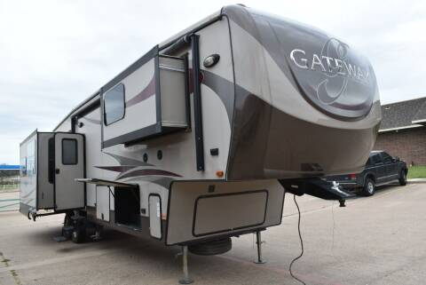 2016 Heartland Gateway 3900SE for sale at Buy Here Pay Here RV in Burleson TX