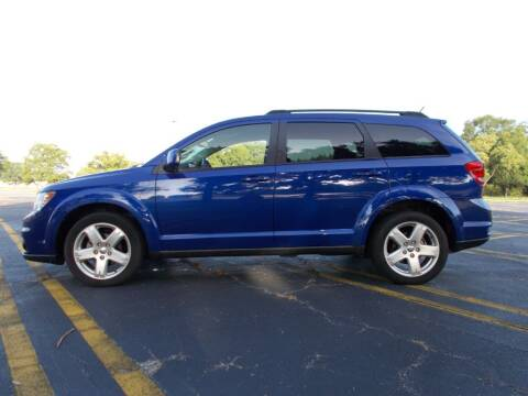 2012 Dodge Journey for sale at A & P Automotive in Montgomery AL