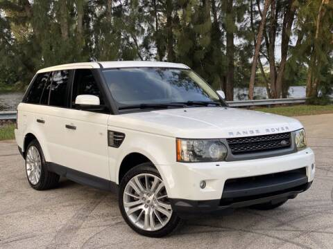 2011 Land Rover Range Rover Sport for sale at Exclusive Impex Inc in Davie FL