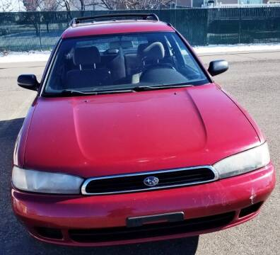1995 Subaru Legacy for sale at G.K.A.C. Car Lot in Twin Falls ID