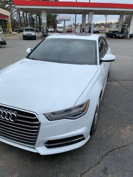 2016 Audi A6 for sale at BRYANT AUTO SALES in Bryant AR