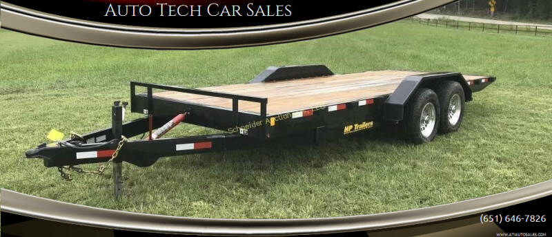 2021 Hull TM 18 2 for sale at Auto Tech Car Sales in Saint Paul MN