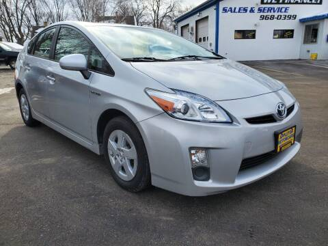 2011 Toyota Prius for sale at Appleton Motorcars Sales & Service in Appleton WI