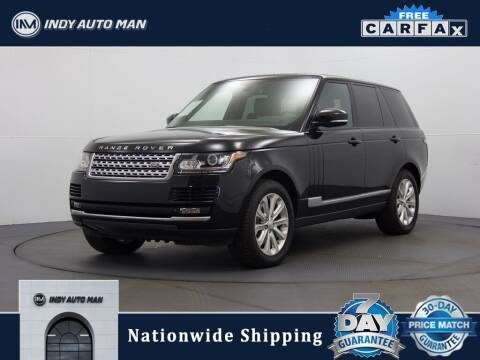 2014 Land Rover Range Rover for sale at INDY AUTO MAN in Indianapolis IN