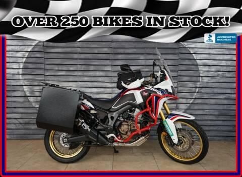 2017 Honda Africa Twin for sale at Motomaxcycles.com in Mesa AZ