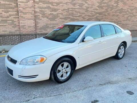 2007 Chevrolet Impala for sale at Quick Stop Motors in Kansas City MO