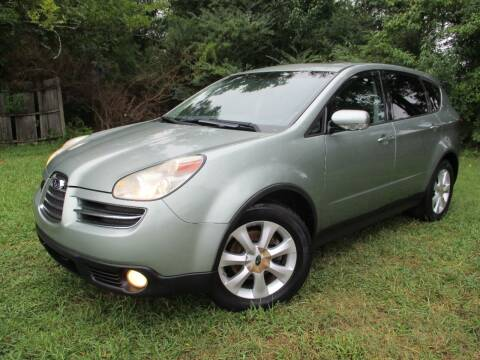 2006 Subaru B9 Tribeca for sale at Sunset Auto in Charlotte NC