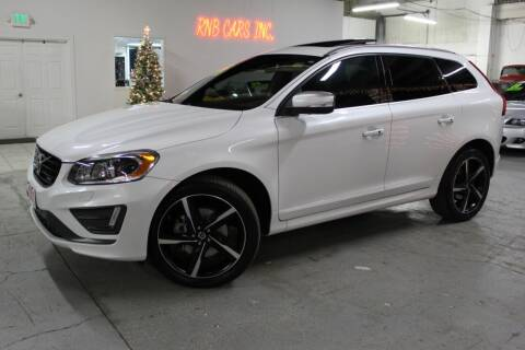 2014 Volvo XC60 for sale at R n B Cars Inc. in Denver CO