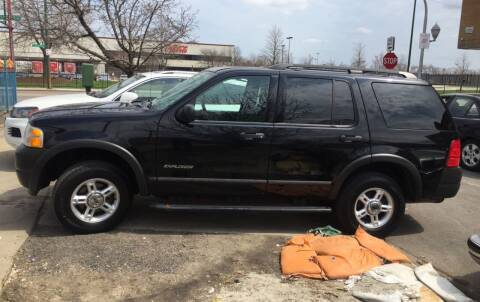 2004 Ford Explorer for sale at HW Used Car Sales LTD in Chicago IL